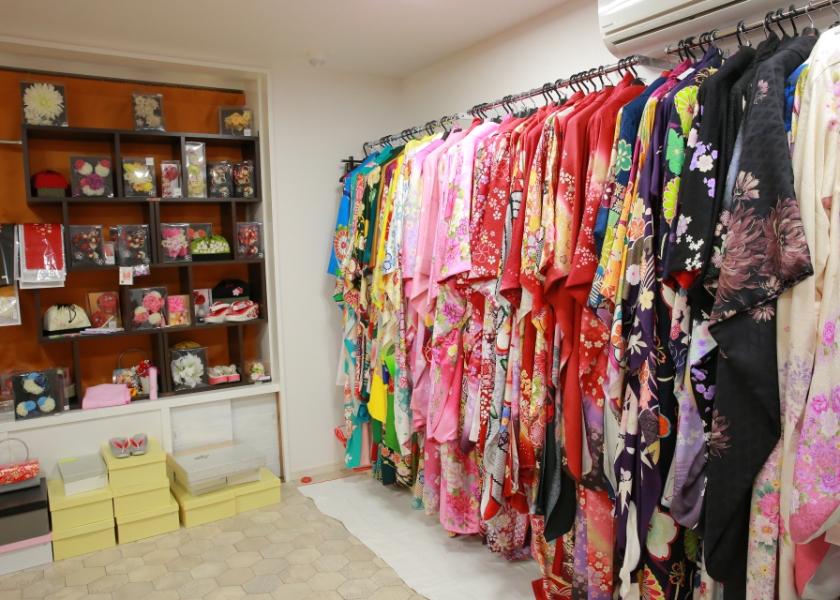 ベビーの和洋装から大人の訪問着、色無地、男性のモダンな羽織袴・紋付袴まで!